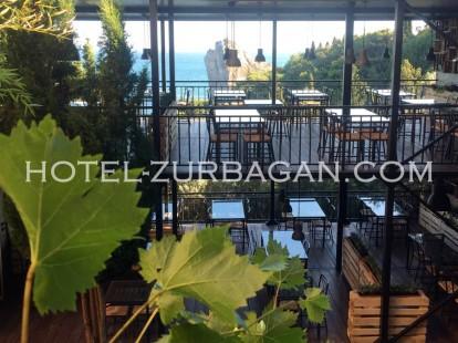 Отель Зурбаган, Симеиз